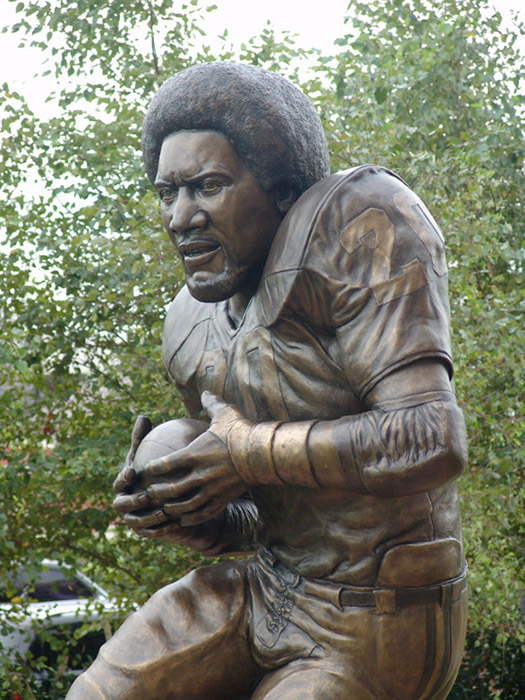 Click to see more of Billy Sims at OU in Norman Oklahoma